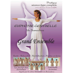 DVD Yoga Derviche | séance type Grand Ensemble