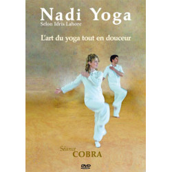 DVD Nadi Yoga | Séance-type Cobra