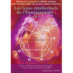DVDs Les types de l'Ennéagramme | Types intellectuels 5-6-7