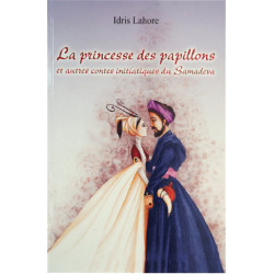 Princesse des papillons (CD audio inclus)
