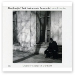 CD Music of Georges I. Gurdjieff