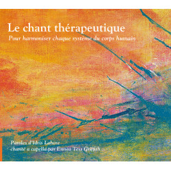 CD – Le chant thérapeutique