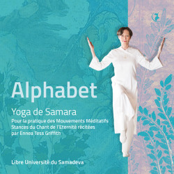 Double CD Alphabet | Yoga de Samara