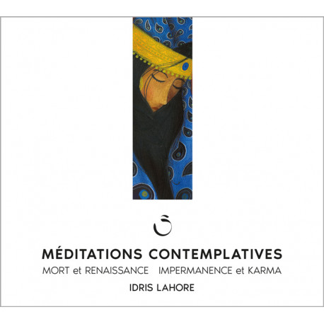 CD - Méditations Contemplations | Idris Lahore