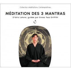 CD - Méditation des 3 mantras | Idris Lahore