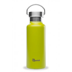 Gourde isotherme 500ml Inox | Qwetch