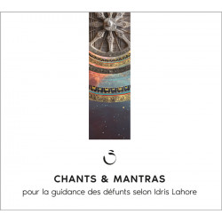 "MP3 ""Chants & Mantras"", selon Idris Lahore"
