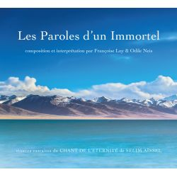 "CD ""Les Paroles d'un Immortel"", Selim Aissel"
