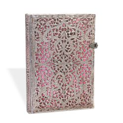 *Paperblanks Rose tendre /Midi
