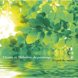 "CD ""Chants et mélodies du printemps"""