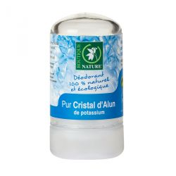 Déodorant naturel Pur cristal d'Alun 60g Boutique nature