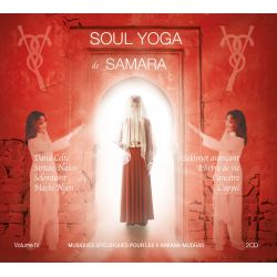 2CD Soul Yoga de Samara Volume 4