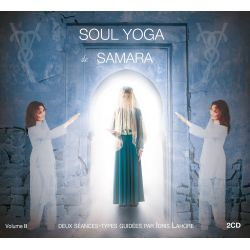 MP3 Soul Yoga de Samara Volume 2