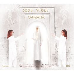 MP3 Soul Yoga de Samara Volume 3