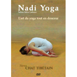 DVD Nadi Yoga | Séance-type Chat tibétain