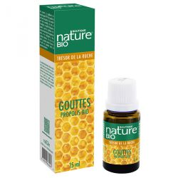 Propolis bio gouttes, Boutique Nature 15ml