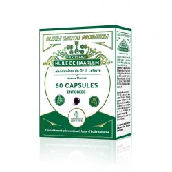 Huile de Haarlem, 30 capsules, Licence Thomas