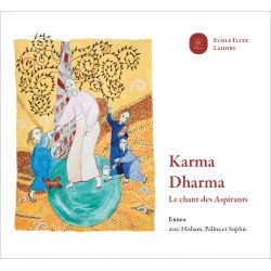 "CD ""Karma Dharma Le chant des Aspirants"" Idris Lahore"