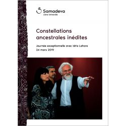 "DVD ""Constellations ancestrales inédites"", Constellations Familiales Systémiques, Idris Lahore 24 mars 2019"