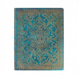 Grand carnet souple ligné Paperblanks, Azur, Ultra
