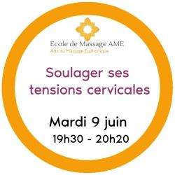 "AME ""Soulager ses tensions cervicales"" Marina Delphin 9/06"