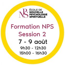 Formation NPS - Session 2 Ennea Tess Griffith 7 au 9 août