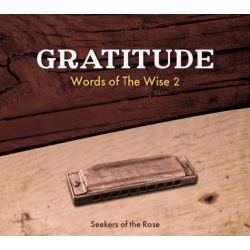 "CD ""Gratitude"" Words of the wise 2"